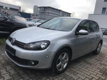 Golf VI 1.6 TDI Team